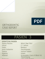 Orthodontic Fitri Ppt