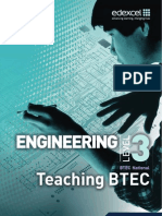 BTEC L3 Engineering Teaching BTEC