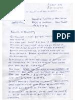 Monsieur Appart, Procureur Du Roi Dinant, Gang Stalking, Publique