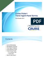 Cruise Pulse 1st Quarter 2011