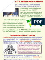 Globalization and Developing Nations