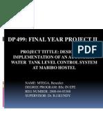 Dp 499 Presentation