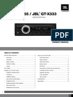 Car Audio System GT-X333_OM_EN
