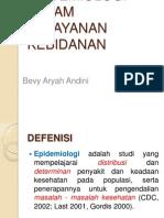 Pert 5 Epidemiologi Yan Kebidanan