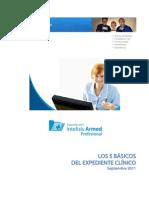 Los 5 Basicos Del Expediente Clinico
