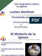 Constitucion Dogmatica Sobre la Iglesia – Lumen Gentium