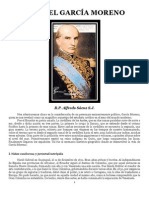 Gabriel García Moreno. Arquetipo del político católico. R.P. Alfredo Sáenz S.J.