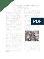 Increase Tra Fic Congestion & Private Car(1)
