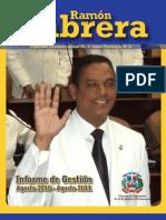 Memorias Ramón Cabrera