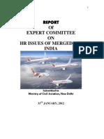 Dharmadhikari Committee Report