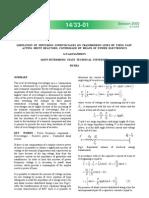 Paper Cigre - Fast Reactor Limiting Overvoltages 14.33 - 1433 01e