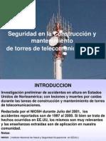 Seguridad en Torres de Comunicaciones