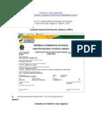 Comprovantes e Certificados MYTC Brasil