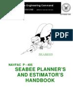 P405 Seabee Planners and Estimators Handbook