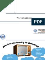Television Basics
