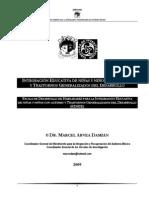 Escala del Desarrollo de Habilidades para la Integración Educativa (EDHIE)