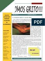 Jornal Somos Grito n.º 30 - Agosto 2012