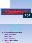 intro to data warehousing