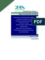 Calculadora Fiscal 2012