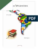 Bibliografía sobre Literatura latinoamericana, de 1970 a la actualidad