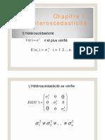 heteroscedasticite [Mode de compatibilité]