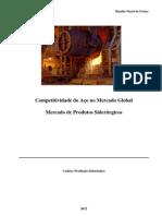 Competitividade do Aço Brasileiro