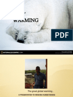 Global Warming by Alok Pandey