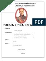 COMUNIDAD EDUCATIVA GERMÁN BUSCH B