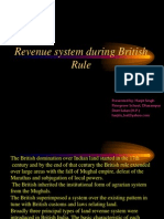 Revenue policies