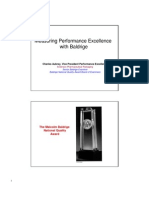 Measuring Performance Excellence with Baldrige