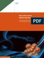 Brochure Metamaterials En