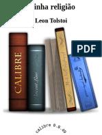 Minha Religiao - Leon Tolstoi