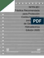 NFPA 851 (2005) - HIDROELECTRICA