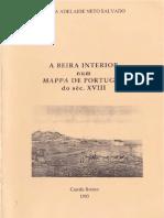 A Beira Interior num Mappa de Portugal do séc. XVIII / Maria Adelaide Neto Salvado