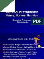 2010 Metabolic Syndrome