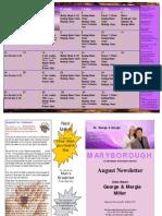 Newsletter August2012