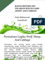 Penerapan Metode Dfs Dalam Pencarian Solusi Gamewolf