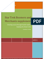 Star Trek Boomers and Merchant Captains
