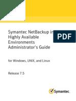 NetBackup_AdminGuide_HighAvailability