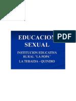 Proyecto Sexual 2010 IE LA POPA