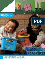 Memoria 2011 de Aldeas Infantiles Sos Bolivia
