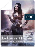 Enchantement magazine n°1 2012