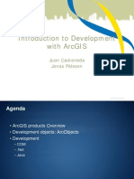 Introduction to Development With ArcGIS