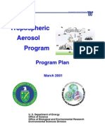 TAP Program Plan - Chemtrails