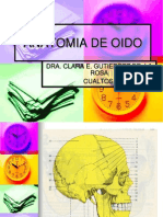 Anatomia de Oido