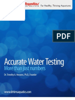 Accurate Water Testing