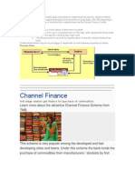 Channel Finance