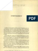 Catalogues des Gentilshommes du Béarn
