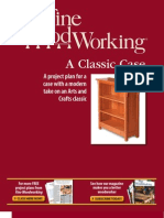 BookcasePlans FW1124_ClassicCase