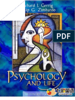 Psychology and Life 16th Edition - Richard Gerrig and Philip Zimbardo